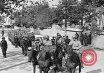 Image of WWI burial France, 1918, second 36 stock footage video 65675042400