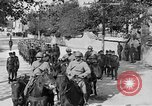 Image of WWI burial France, 1918, second 38 stock footage video 65675042400