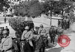 Image of WWI burial France, 1918, second 41 stock footage video 65675042400