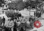 Image of WWI burial France, 1918, second 42 stock footage video 65675042400