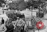 Image of WWI burial France, 1918, second 43 stock footage video 65675042400