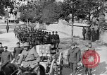 Image of WWI burial France, 1918, second 44 stock footage video 65675042400