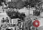 Image of WWI burial France, 1918, second 45 stock footage video 65675042400