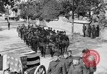 Image of WWI burial France, 1918, second 47 stock footage video 65675042400
