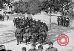 Image of WWI burial France, 1918, second 49 stock footage video 65675042400