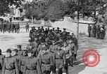 Image of WWI burial France, 1918, second 53 stock footage video 65675042400