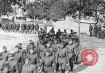 Image of WWI burial France, 1918, second 56 stock footage video 65675042400