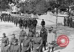 Image of WWI burial France, 1918, second 62 stock footage video 65675042400