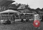 Image of gymnastics France, 1918, second 2 stock footage video 65675042402