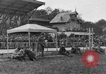 Image of gymnastics France, 1918, second 6 stock footage video 65675042402