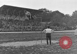 Image of gymnastics France, 1918, second 8 stock footage video 65675042402