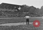 Image of gymnastics France, 1918, second 10 stock footage video 65675042402