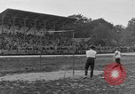 Image of gymnastics France, 1918, second 15 stock footage video 65675042402