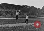 Image of gymnastics France, 1918, second 16 stock footage video 65675042402