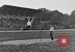 Image of gymnastics France, 1918, second 18 stock footage video 65675042402