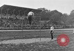 Image of gymnastics France, 1918, second 20 stock footage video 65675042402