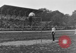 Image of gymnastics France, 1918, second 22 stock footage video 65675042402