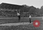 Image of gymnastics France, 1918, second 24 stock footage video 65675042402