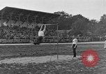 Image of gymnastics France, 1918, second 25 stock footage video 65675042402