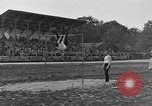 Image of gymnastics France, 1918, second 26 stock footage video 65675042402