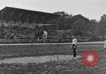 Image of gymnastics France, 1918, second 27 stock footage video 65675042402
