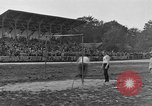Image of gymnastics France, 1918, second 28 stock footage video 65675042402