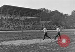 Image of gymnastics France, 1918, second 29 stock footage video 65675042402
