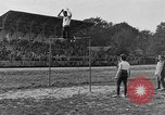 Image of gymnastics France, 1918, second 35 stock footage video 65675042402