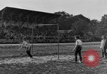Image of gymnastics France, 1918, second 36 stock footage video 65675042402