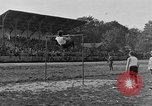 Image of gymnastics France, 1918, second 41 stock footage video 65675042402