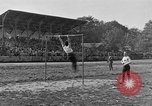 Image of gymnastics France, 1918, second 43 stock footage video 65675042402