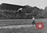 Image of gymnastics France, 1918, second 46 stock footage video 65675042402