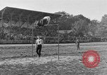 Image of gymnastics France, 1918, second 48 stock footage video 65675042402
