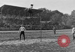 Image of gymnastics France, 1918, second 49 stock footage video 65675042402