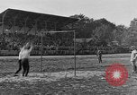 Image of gymnastics France, 1918, second 50 stock footage video 65675042402