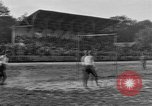 Image of gymnastics France, 1918, second 52 stock footage video 65675042402
