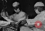 Image of operating a leg France, 1918, second 4 stock footage video 65675042404