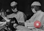 Image of operating a leg France, 1918, second 5 stock footage video 65675042404