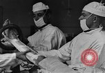 Image of operating a leg France, 1918, second 7 stock footage video 65675042404