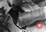Image of operating a leg France, 1918, second 60 stock footage video 65675042404