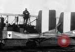 Image of Italian bombers Italy, 1918, second 2 stock footage video 65675042409