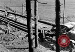 Image of U.S. soldiers build camp France, 1918, second 2 stock footage video 65675042414