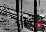 Image of U.S. soldiers build camp France, 1918, second 4 stock footage video 65675042414
