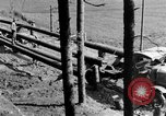 Image of U.S. soldiers build camp France, 1918, second 8 stock footage video 65675042414