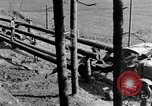Image of U.S. soldiers build camp France, 1918, second 9 stock footage video 65675042414