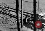 Image of U.S. soldiers build camp France, 1918, second 10 stock footage video 65675042414
