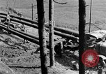 Image of U.S. soldiers build camp France, 1918, second 11 stock footage video 65675042414