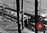 Image of U.S. soldiers build camp France, 1918, second 14 stock footage video 65675042414
