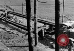 Image of U.S. soldiers build camp France, 1918, second 15 stock footage video 65675042414