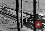 Image of U.S. soldiers build camp France, 1918, second 17 stock footage video 65675042414